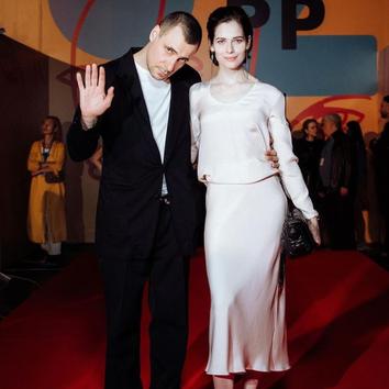 Редкий выход: Юлия Снигирь и Евгений Цыганов на кинофестивале «Кинотавр» в Сочи