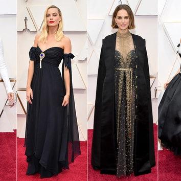 Самые элегантные гости красной дорожки церемонии «Оскар» 2020