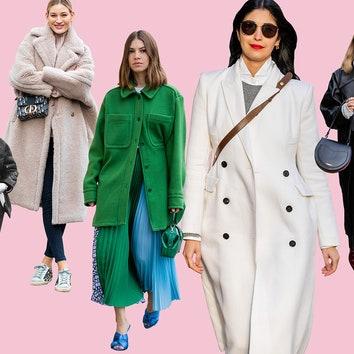 Какую верхнюю одежду выбирают модницы этой зимой