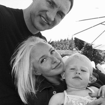 Хайден Панеттьери почти не видится с дочерью после расставания с Владимиром Кличко