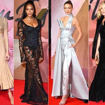 The Fashion Awards 2016: итоги и самые элегантные гости премии в Лондоне