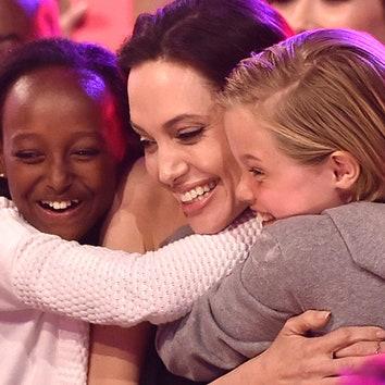 «Я не хочу, чтобы мои дети стали актерами»: Анджелина Джоли