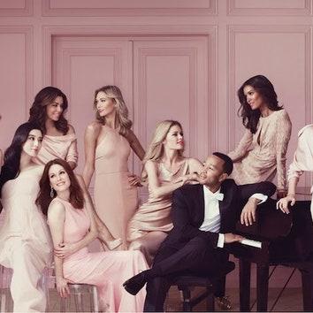 «Жизнь в розовом цвете»: посланницы L'Oréal представили новую коллекцию розовых помад