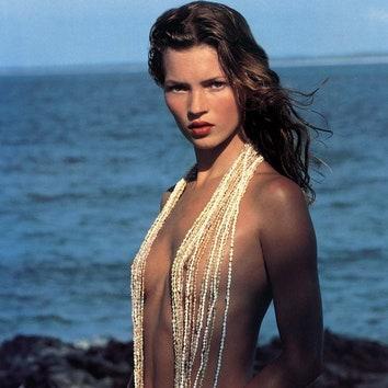 Кейт Мосс, Херб Ритц, 1994