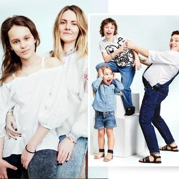 Личные истории: модные и успешные мамы рассказывают о себе и детях