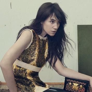 Приключения начинаются: реклама Николя Жескьера для Louis Vuitton c Шарлоттой Генсбур и Энни Лейбовиц