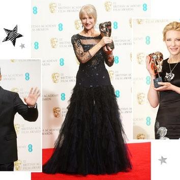 Главные моменты церемонии BAFTA 2014 в фотографиях