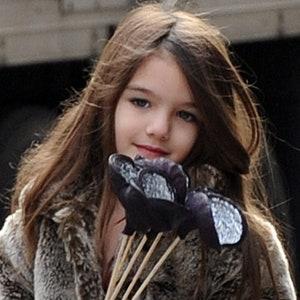 Сури Круз – самый модный ребенок