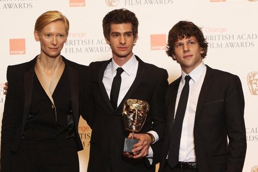 BAFTA2011
