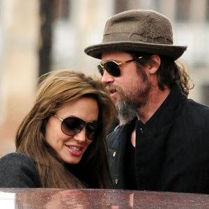 Венецианские каникулы Анджелины и Брэда