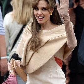 Анджелина Джоли попросила Брэда Питта взять ее в жены