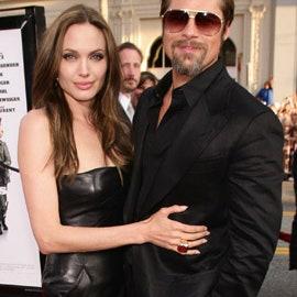 Анджелина Джоли и Брэд Питт наконец свяжут себя узами брака?